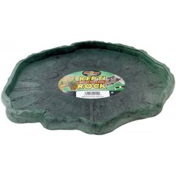 Repti Rock Reptile Food Dish - XL (Zoo Med)