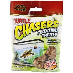 Turtle Chasers - Clam - 2 oz (Zilla)