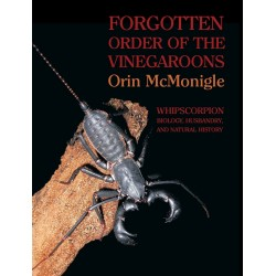 Forgotten Order of the Vinegaroons (Book)