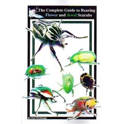 Complete Guide to Rearing Flower and Jewel Scarabs (Book)