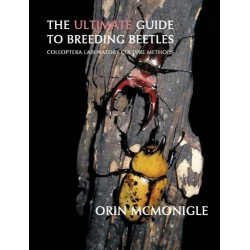 Ultimate Guide to Breeding Beetles: Coleoptera Laboratory Culture Methods (Book)