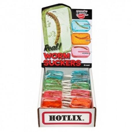Worm Suckers - 1 Box (HOTLIX)