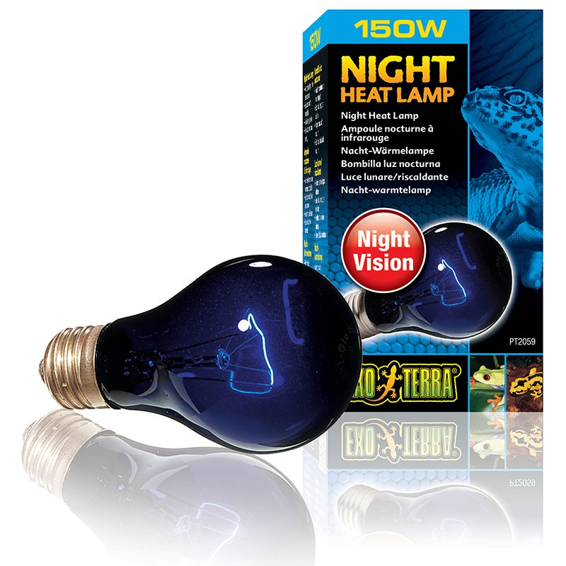 Wholesale Exo Terra Night Heat Lamp