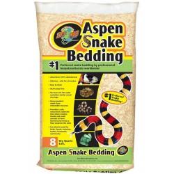 Aspen Snake Bedding - 8 qt (Zoo Med)