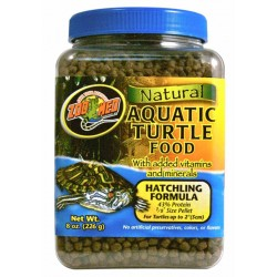Aquatic Turtle Food - Hatchling - 7.5 oz (Zoo Med)