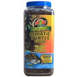 Aquatic Turtle Food - Hatchling - 15 oz (Zoo Med)