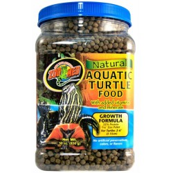 Aquatic Turtle Food - Growth - 30 oz (Zoo Med)
