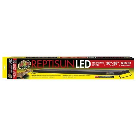 "LED Terrarium Hood 30"" - 38"" (Zoo Med)"