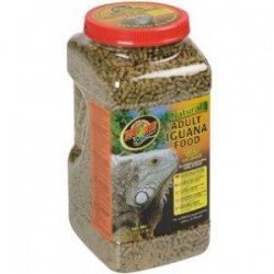 Iguana Food - Adult - 40 oz (Zoo Med)