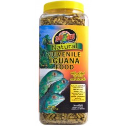 Iguana Food - Juvenile - 20 oz (Zoo Med)