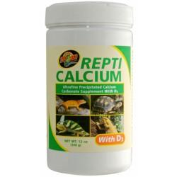 Repti Calcium w/ D3 - 12 oz (Zoo Med)