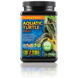 Aquatic Turtle Floating Pellets - Adult - 8.8 oz (Exo Terra)