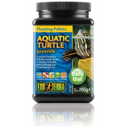Aquatic Turtle Floating Pellets - Juvenile - 9.3 oz (Exo Terra)