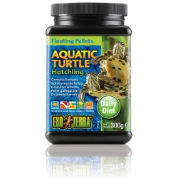 Aquatic Turtle Floating Pellets - Hatchling - 10.5 oz (Exo Terra)