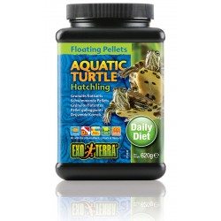 Aquatic Turtle Floating Pellets - Hatchling - 21.8 oz (Exo Terra)