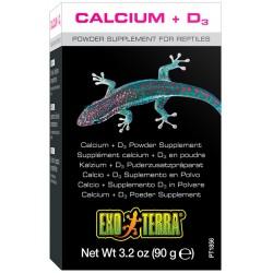 Calcium + D3 - 3.2 oz (Exo Terra)