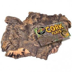 Cork Bark Flat - XL (Zoo Med)