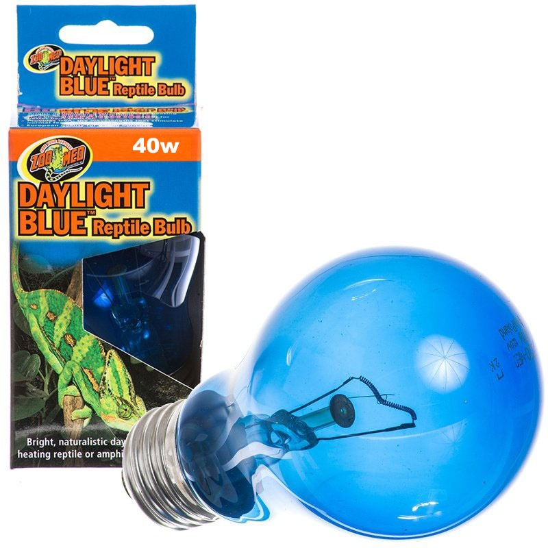 Wholesale Zoo Med Daylight Blue Reptile Bulb