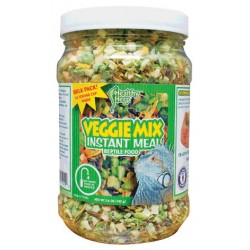 Veggie Mix Instant Meal - 3.6 oz (Healthy Herp)