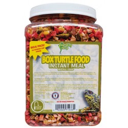 Box Turtle Instant Meal - 10.5 oz (Healthy Herp)