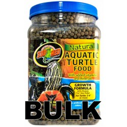 Aquatic Turtle Food - Growth - 50 lb (Zoo Med)