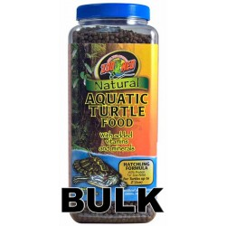 Aquatic Turtle Food - Hatchling - 50 lb (Zoo Med)
