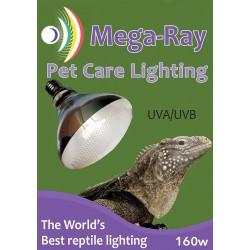 Mega-Ray - 160w (Reptile UV)
