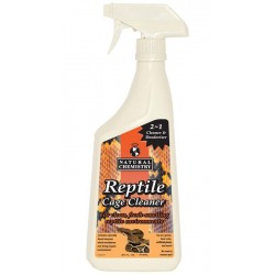 Reptile Cage Cleaner - 24 oz (Natural Chemistry)