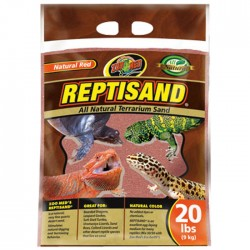 Repti Sand - Natural Red - 20 lb (Zoo Med)