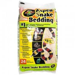 Aspen Snake Bedding - 24 qt (Zoo Med)
