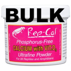 Calcium w/ Vit.D3 Ultrafine - 4.1 oz (Rep-Cal)