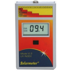 Solarmeter Digital UV Index Radiometer - 6.5