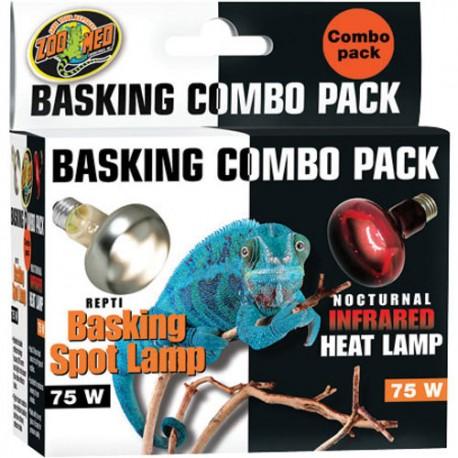 Wholesale Zoo Med Basking Combo Pack