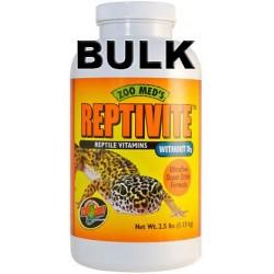 ReptiVite w/o D3 - 2.5 lb (Zoo Med)
