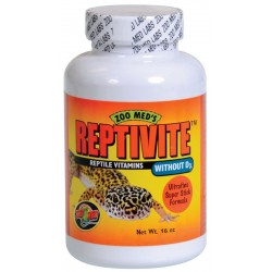 ReptiVite w/o D3 - 16 oz (Zoo Med)