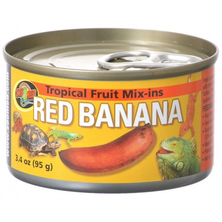 Red Banana - Tropical Fruit Mix-Ins (Zoo Med)