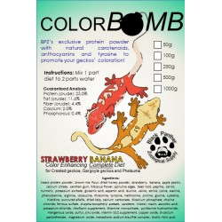 BPZ Color Bomb - 50g (Black Panther Zoological)