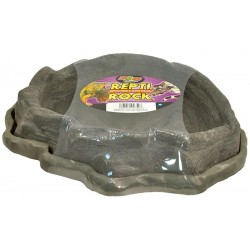 Repti Rock Reptile Food & Water Dishes - XL (Zoo Med)