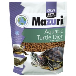 Aquatic Turtle Diet - 12 oz (Mazuri)