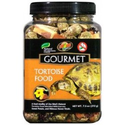 Gourmet Tortoise Food - 7.5 oz (Zoo Med)