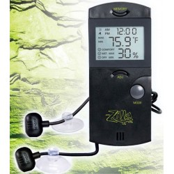 Digital Thermometer-Hygrometer (Zilla)