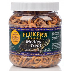 Medley Treat for Aquatic Turtles - 1.5 oz (Fluker's)