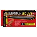 """LED UVB Terrarium Hood 14"""" (Zoo Med)"""