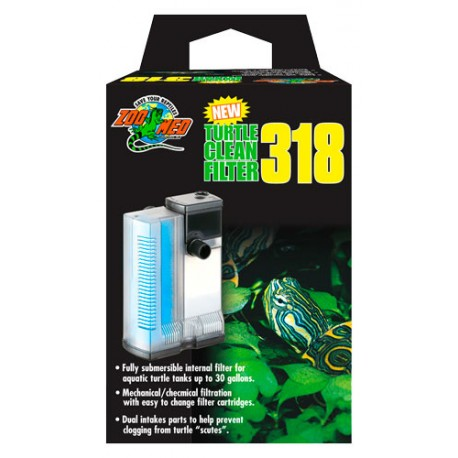 Turtle Clean 318 Submersible Filter (Zoo Med)