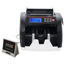 LCD Money Counter