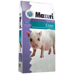 Mini Pig - Elder - 5Z92 - 25 lb (Mazuri)