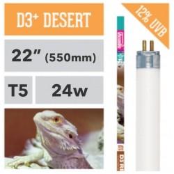 """D3+ 12% UVB T5 Bulb - 22"""" (Arcadia)"""