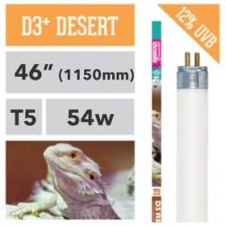"""D3+ 12% UVB T5 Bulb - 46"""" (Arcadia)"""