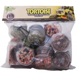 Tortoise Food - Instant Meal - Variety Pack (Healthy Herp)