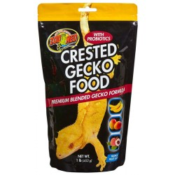Crested Gecko Food - Tropical Fruit - 1 lb (Zoo Med)